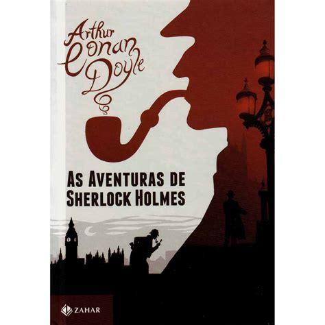 holmes sherlock aventuras livros livro policial extra zahar pontofrio detalhes