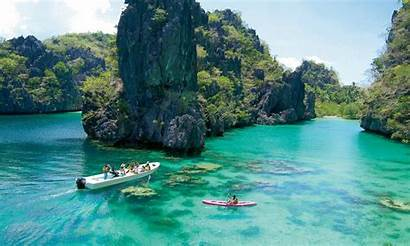 Palawan Coron Philippines Islands Kayangan Lake Wallpapers13