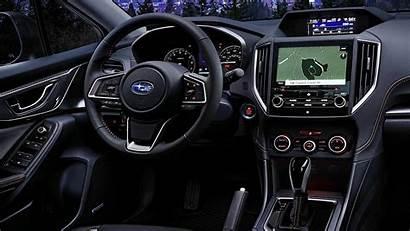Subaru Crosstrek Interior Limited