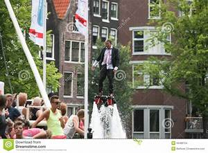 Gay Pride Canal Parade Amsterdam 2014 Editorial Stock ...