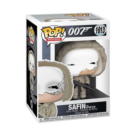 2020 NEW Funko Pop! Movies: 007 - Safin (No Time to Die ...