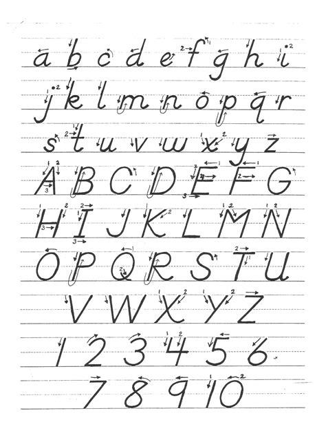 worksheet d nealian handwriting worksheet grass fedjp