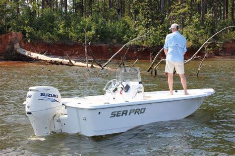 sea pro  bay series boats  sale