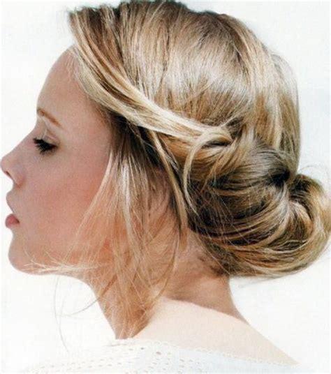 medium length hairstyles updos