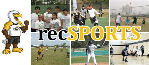 Hcc Eagle Help Desk by Recreational Sports Houston Community College Hcc