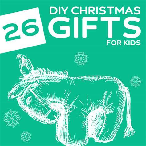 26 homemade christmas gifts for kids dodo burd