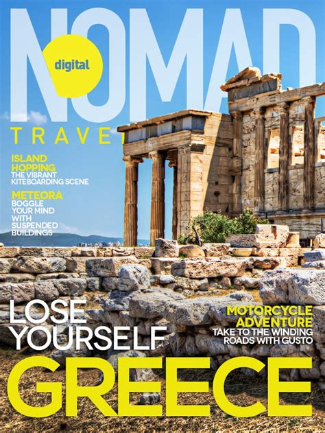 20 Best Mag Covers For Digital Nomad Travel Magazine