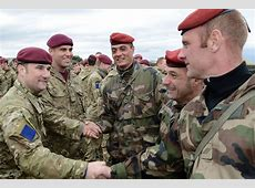 British and French troops jump into Joint Warrior News