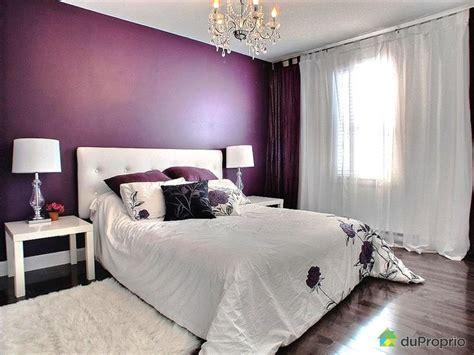 peinture violette pour chambre 17 meilleures idées à propos de décor de chambre à coucher
