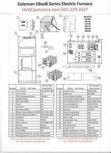 Coleman Evcon Furnace Diagram
