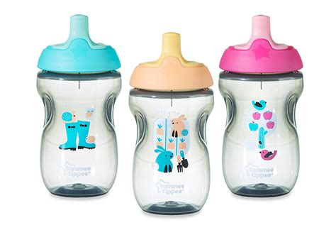 Tommee Tippee Non-spill Cups Review