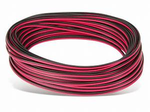 10 Quadrat Kabel : silikon zwillingslitze 2x1 0 mm hochflexibel rot rot ~ Jslefanu.com Haus und Dekorationen