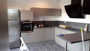 meuble d angle cuisine brico depot 5 les cuisines brico With meuble d angle cuisine brico depot