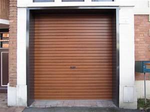 Volet Roulant Garage : volet roulant porte garage ~ Melissatoandfro.com Idées de Décoration