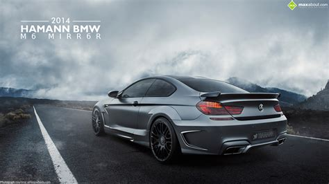 2014 Hamann Bmw M6 Gran Coupe Wallpapers Hd Wallpapers