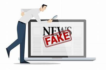 Fake Hoax Moen Don Concept False Vector