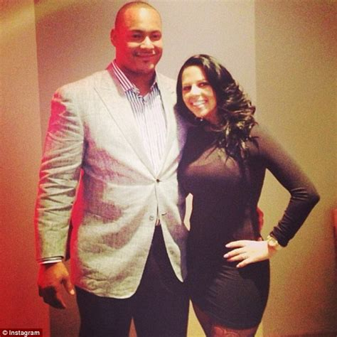 New Orleans Saints Will Smith and Wife
