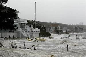 Sea level rise could bring 500-year floods to New York and ...