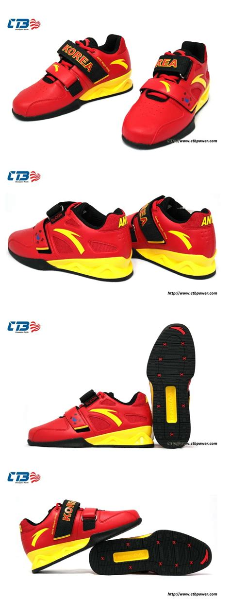 17 Best Images About Olympic Weightlifting Shoes On