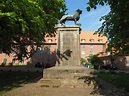 Henry The Lyon Monument In Luebeck Stock Image - Image of ...