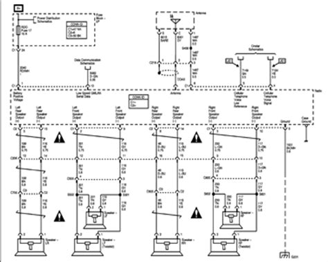 2008 Pontiac Torrent Fuse Box Diagram by 2007 Pontiac Torrent Stereo Drains Battery Fixya