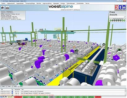 Warehouse Management Steel System Software Coils Coil