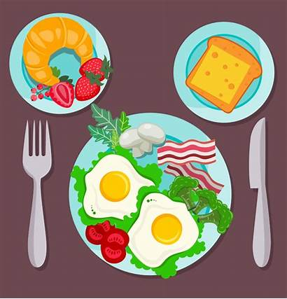 Court Clipart Easy Breakfast Healthy Canteen Solution
