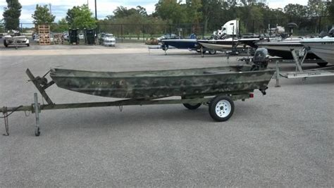 Tracker Duck Hunting Boat by Tracker Duck Boats For Sale