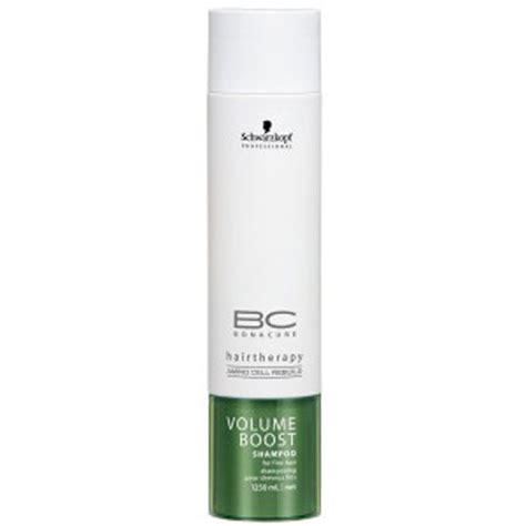 schwarzkopf bc hairtherapy volume boost shampoo ml shipping