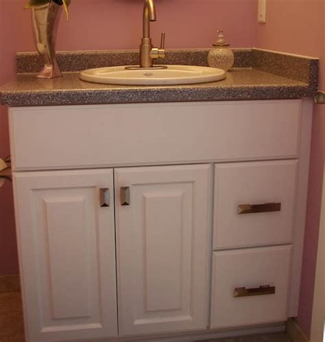 Small Vanity Cabinet by Small Bathroom Vanities Casual Cottage
