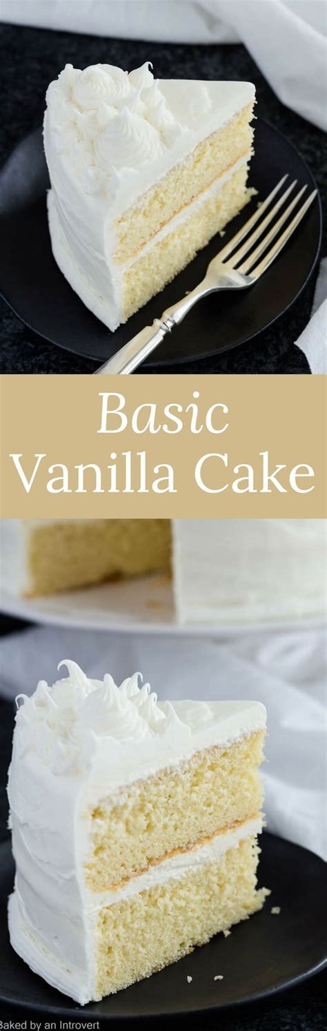 from scratch vanilla cake 100 cake recipes from scratch on pinterest vanilla cake from scratch easy cake recipes and