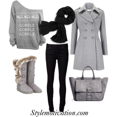 20 Amazing Winter Fashion Combinations   Style Motivation