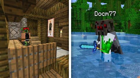 Minecraft Hermitcraft  Interior Design & Collecting