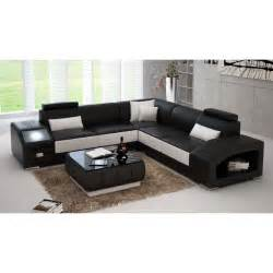 Canape Relax Pas Cher Cuir by Canap 233 D Angle En Cuir Pas Cher Confort Cuir