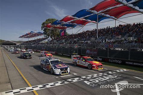 february start   supercars season