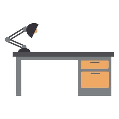 bureau transparent design oficina icono lámpara de escritorio descargar png svg transparente