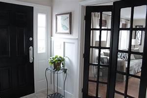 Black Painted Interior Doors? Why Not? HomesFeed