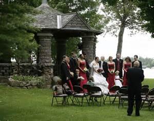 Thousand Islands Boldt Castle Weddings
