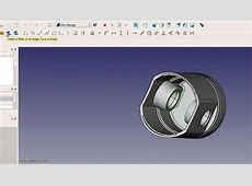 FreeCAD tutorial Engine 10 piston