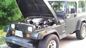 1995 Jeep Wrangler Yj With Chevy Tbi 350