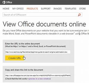 office web viewer to read office documents on the internet With documents viewer online