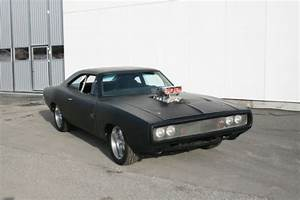 The original famous 1970 Dodge Charger Moviecar from The ...