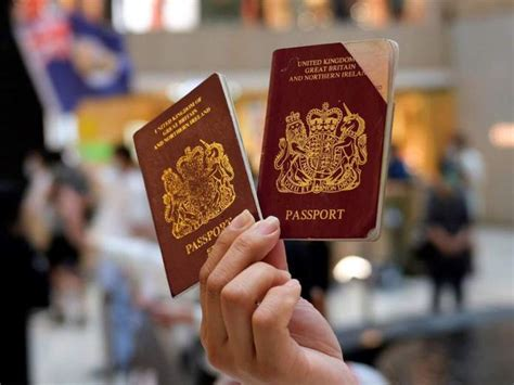 We May Not Recognize British-issued Hong Kong Passports ...