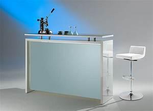 Bar Tresen Theke : designer bar tresen theke starlight mit glas 2 wahl ebay ~ Sanjose-hotels-ca.com Haus und Dekorationen