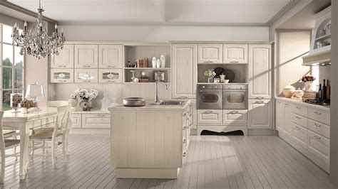 Cucina Rustica, Le Soluzioni Classiche Di Lube Store Per