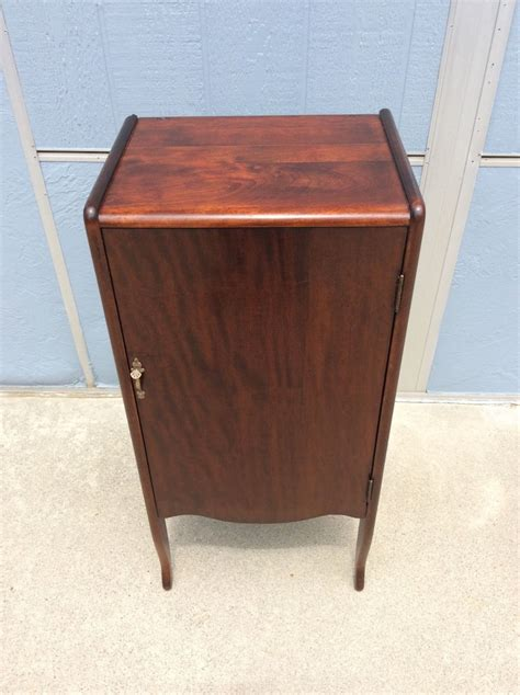 Antique Music Cabinet / Record Stand ? Haute Juice