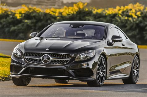 Mercedes BenzCar : 2015 Mercedes-benz S-class Coupe To Debut At 2014 Geneva