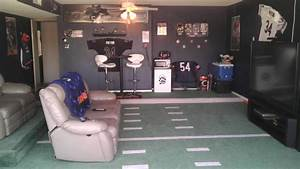 convert the garage into practical living space With tips to make man cave garage