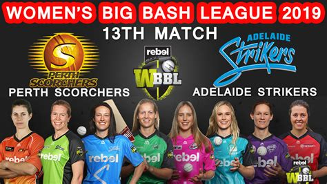 1 melbourne stars 19 pts. WBBL 2019, 13th Perth Scorchers vs Adelaide Strikers ...
