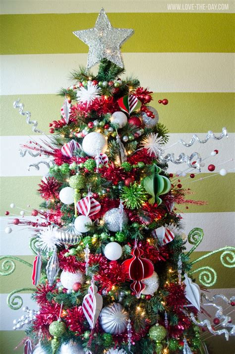Decorating Trees by Whimsical White Tree Festival Collections